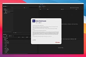 Media Encoder 2020 for Mac Me2020中文汉化免费下载