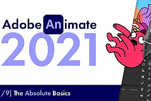 Adobe Animate CC 2021中文直装win版本免费下载