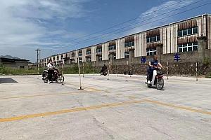 厦门摩托车驾照考试3天拿证本人亲身经历