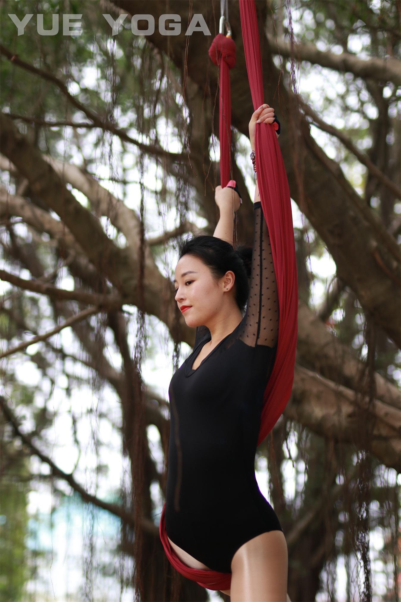 记录一场力量与美的盛宴「瑜伽摄影」