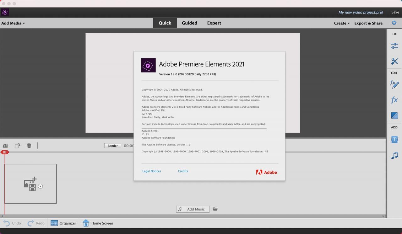 PE Premiere Elements 2021 for Mac Adobe 中文免费下载