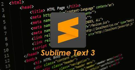 Sublime Text 3 v3.3176 绿色破解win版