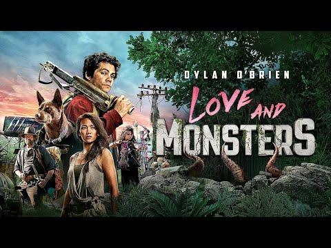 科幻电影《爱与怪物》解说文案